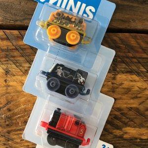 Thomas & friends minis 3 pack